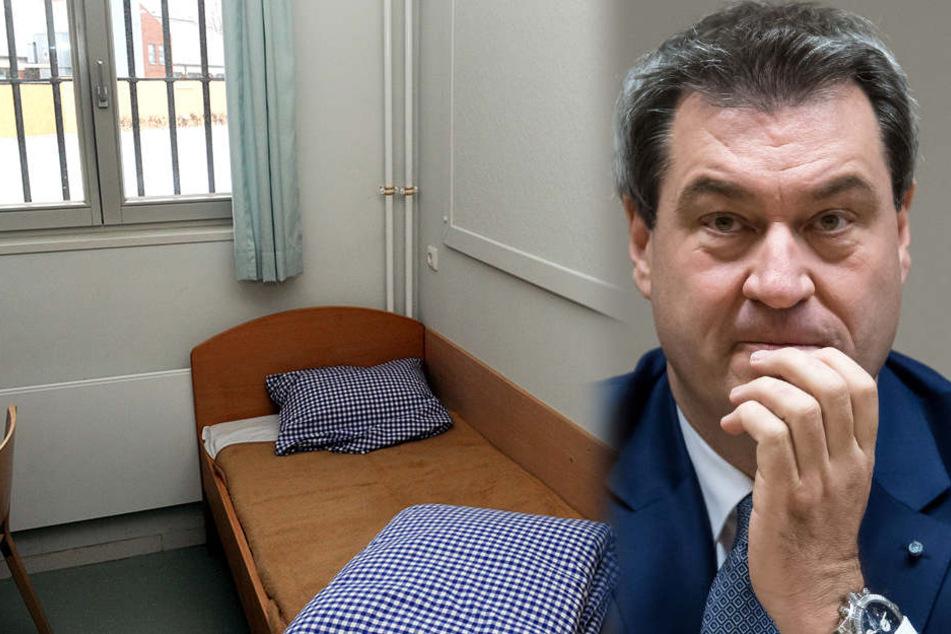 Kommt Söder in Zwangshaft? Gericht entscheidet Mitte 2019