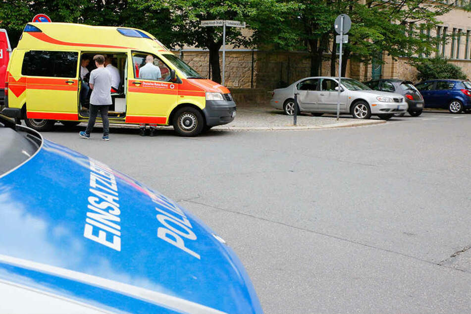 Bei dem Streit auf dem Sonnenberg sind zwei Personen verletzt worden.