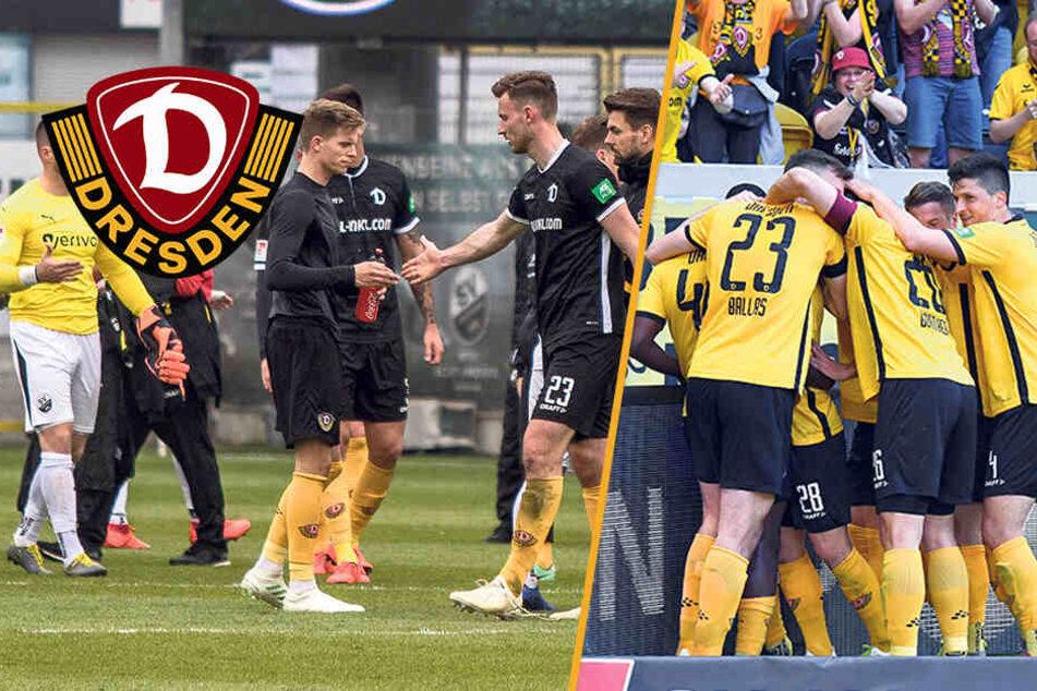 """Dynamos zwei Gesichter: Überzeugend in Highlight-Spielen, enttäuschend gegen """"Dorfklubs"""""""