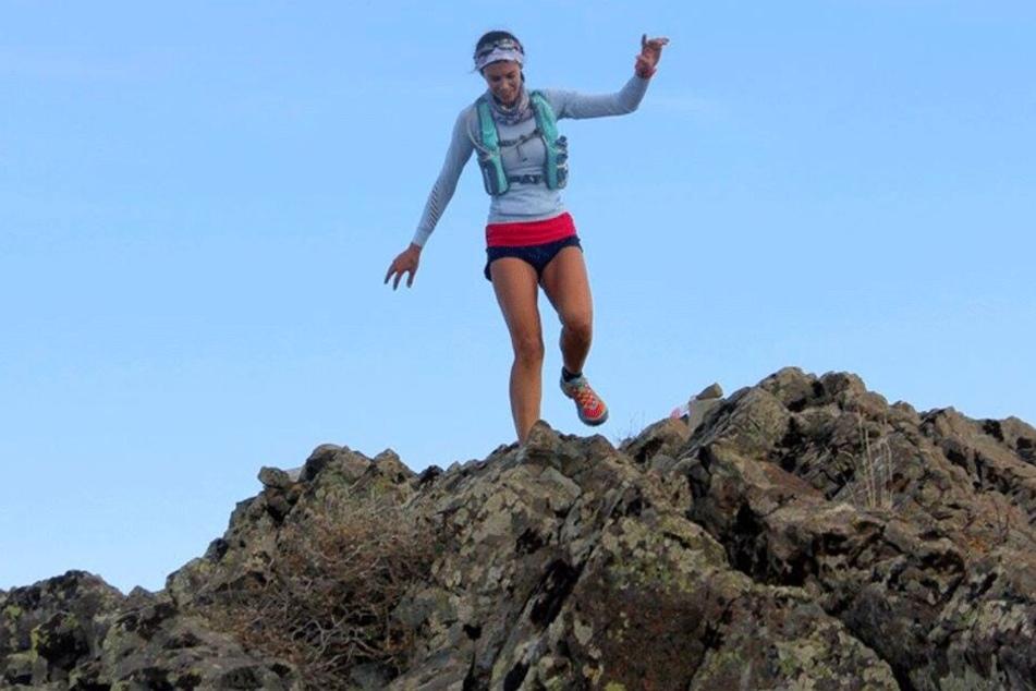 Dr. Natalie Christopher gilt als begnadete und leidenschaftliche Sportlerin.