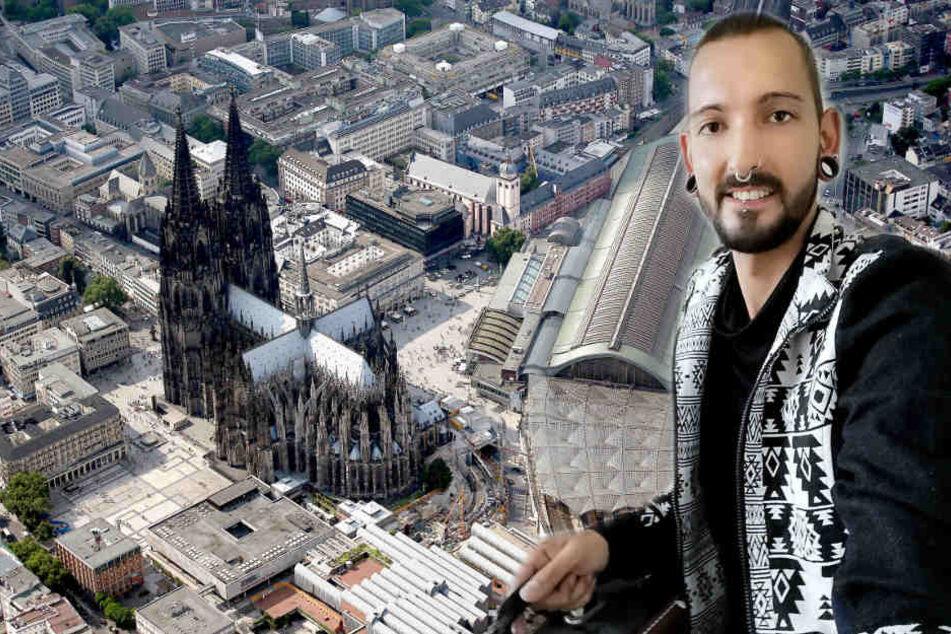 TV-Antiquitätenhändler Fabian Kahl (26) zieht Ende des Jahres nach Köln.