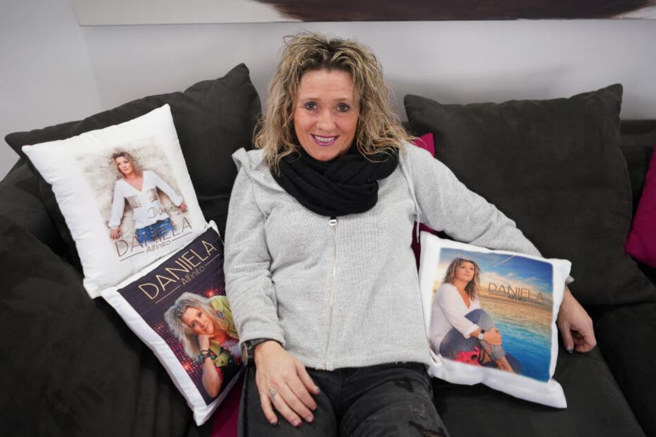 Schlagersängerin Daniela Alfinito.