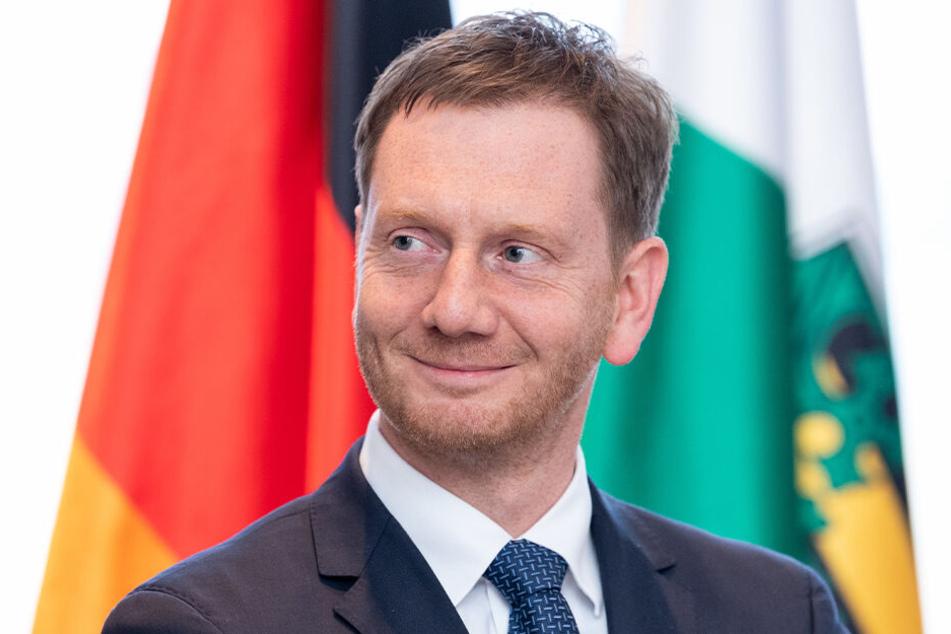 Vergangene Woche fiel der Fassbieranstich zum Stadtparkfest ins Wasser. Heute wird das Spektakel mit Ministerpräsident Michael Kretschmer (44, CDU) nachgeholt.