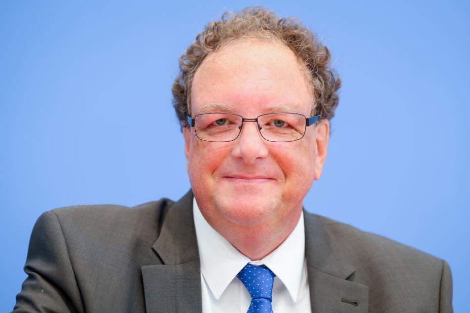 Olaf Zimmermann, Geschäftsführer des Deutschen Kulturrates - er macht Talkshows für AfD-Erfolge verantwortlich.