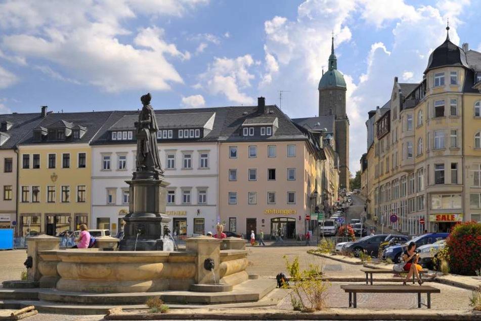 Zentraler Punkt des Festivals soll der Annaberger Markt sein.