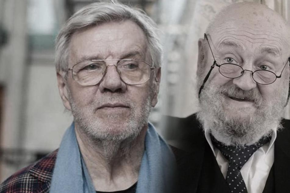 Morten Grunwald und Rolf Hoppe.