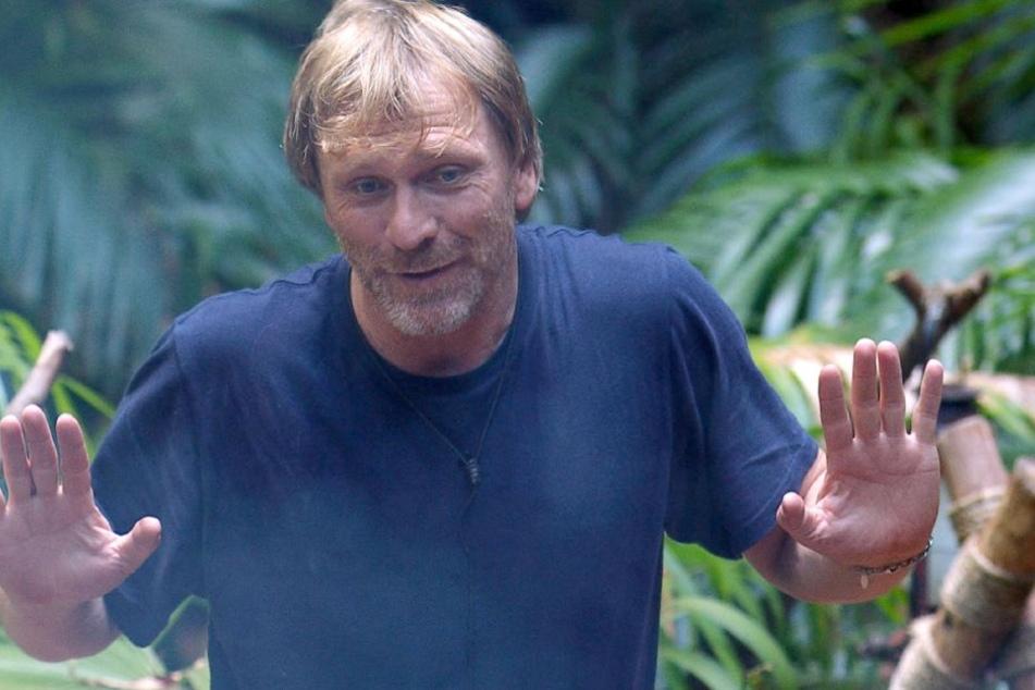 Ansgar Brinkmann hat das Camp freiwillig verlassen.