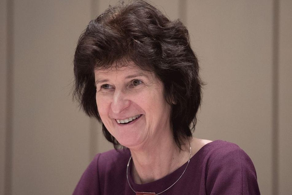 Eva-Maria Stange (60, SPD).