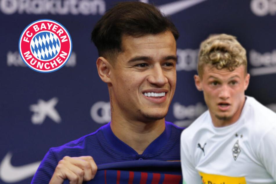 Bayern holt Barca-Star Coutinho und schlägt auch in der Bundesliga zu