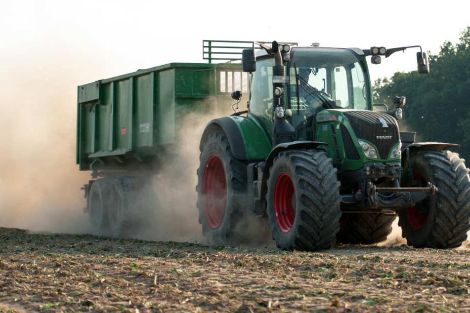 Bauern warnen: Neue Trecker-Maut macht die Ernte teurer