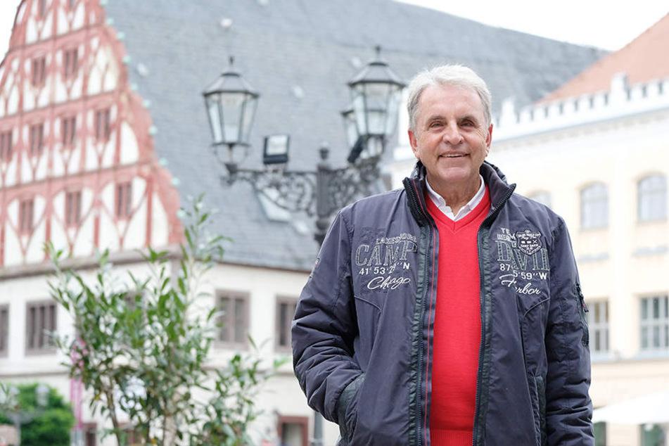 Torwartlegende Jürgen Croy ist einer der Zeitzeugen, die bei den Deutsch-Deutschen-Filmtagen dabei sind.