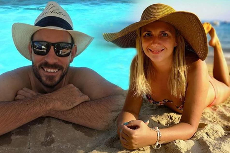 Gerade noch am Strand und im Pool, geht's für Anna und Gerald in Lappland in die heiße Sauna!