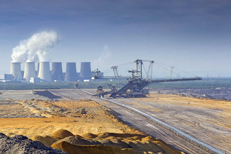 Das Kraftwerk Boxberg. Eine Idee für die Nachnutzung lautet: Einbau von Technologie zur Energieerzeugung mit Gas.