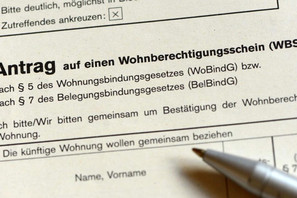 Wegen des entspannten Wohnungsmarktes hat das Sozialamt in den vergangenen sechs Jahren keinen Wohnberechtigungsschein (WBS) für Chemnitzer Mietwohnungen ausgestellt.