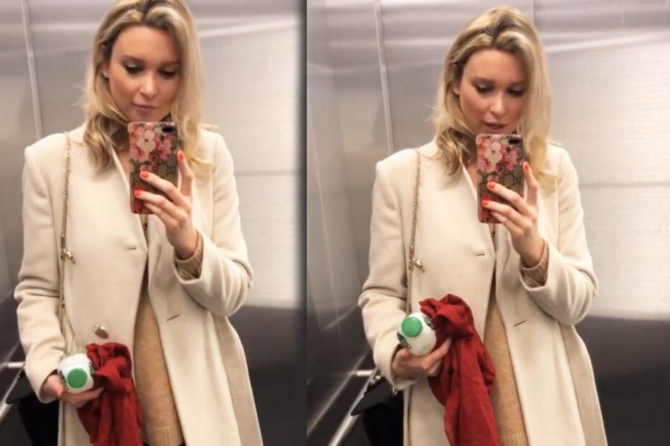 Katja Kühne verrät neue Details zur Schwangerschaft