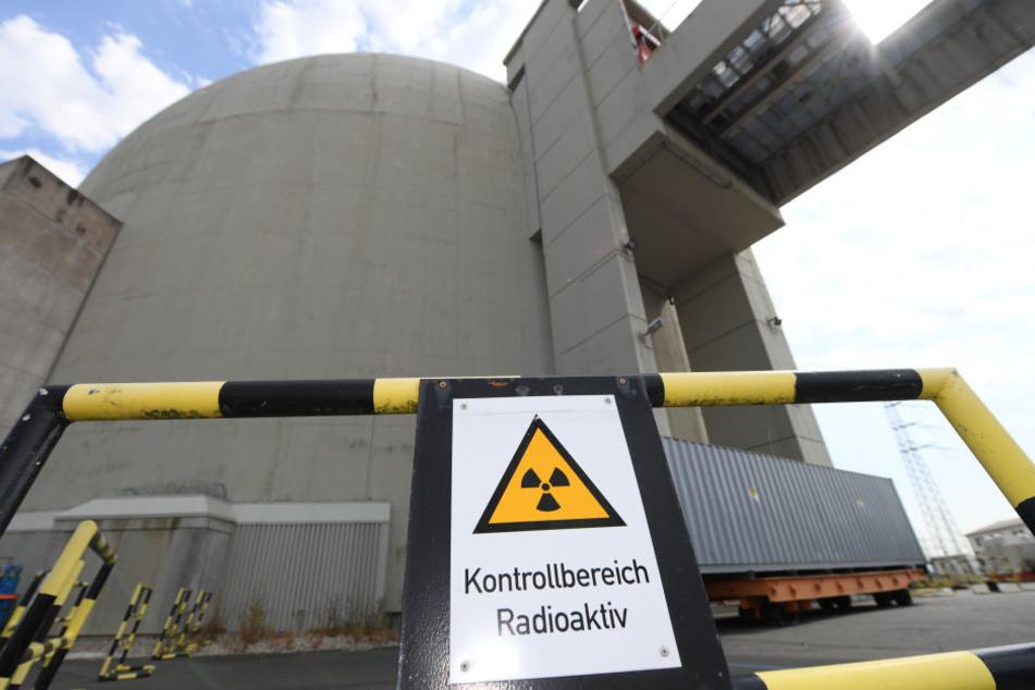 Wie läuft der Atomkraftwerk-Abbau in Biblis?