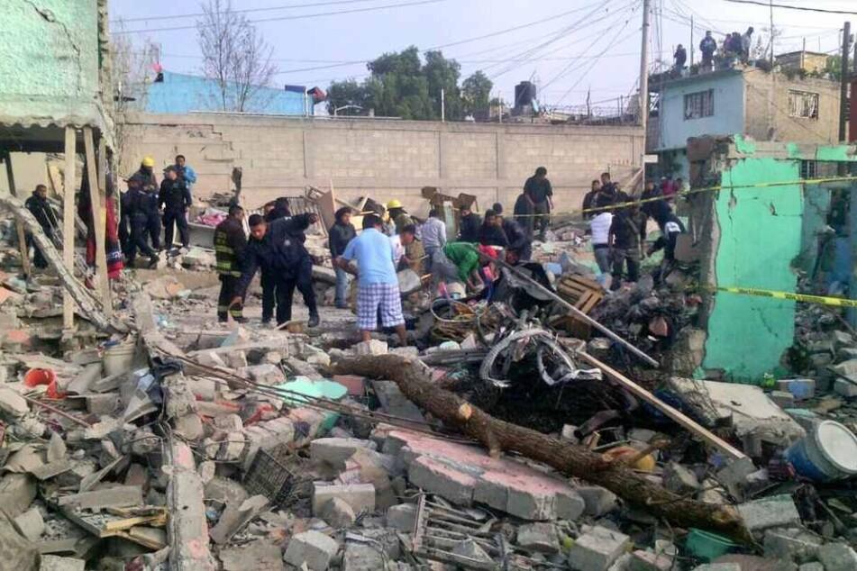 Bei dem Unglück sind vier Menschen ums Leben gekommen.