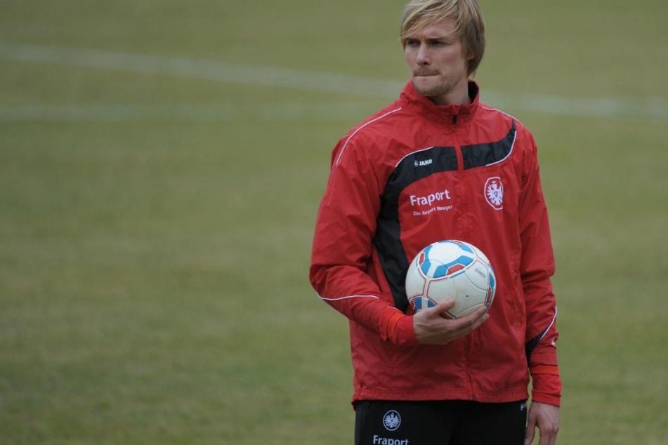 Martin Amedick spielte unter anderem für den SC Paderborn, Eintracht Frankfurt und den 1. FC Kaiserslautern (Archivbild).