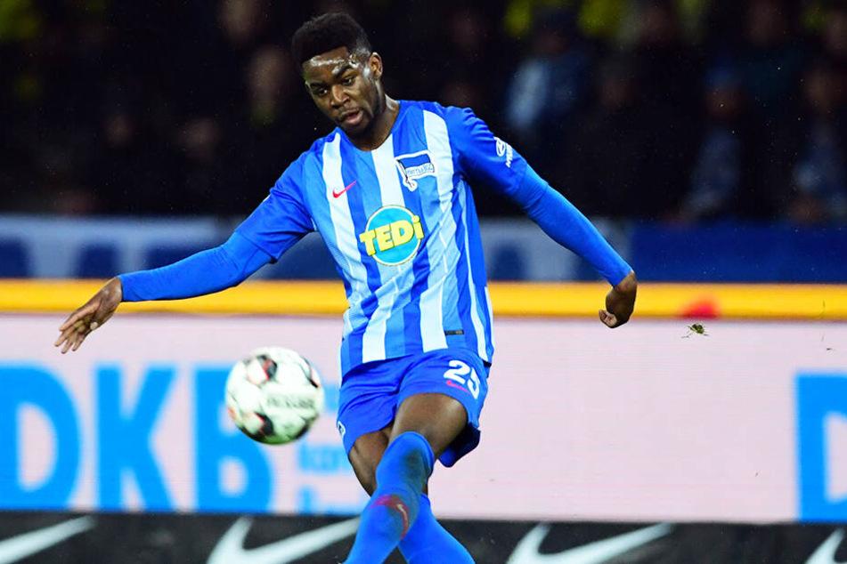 Jordan Torunarigha war nur einer von zwei Spielern aus dem eigenen Nachwuchs, der in Mainz im Kader stand. Er kam auch als einziger zum Einsatz. Dabei hat Hertha unzählige Talente in der Hinterhand...
