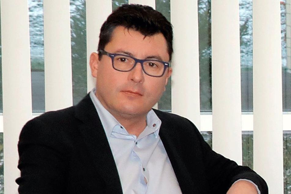 Christian Weise (49) drohen bis zu fünf Jahre Haft.