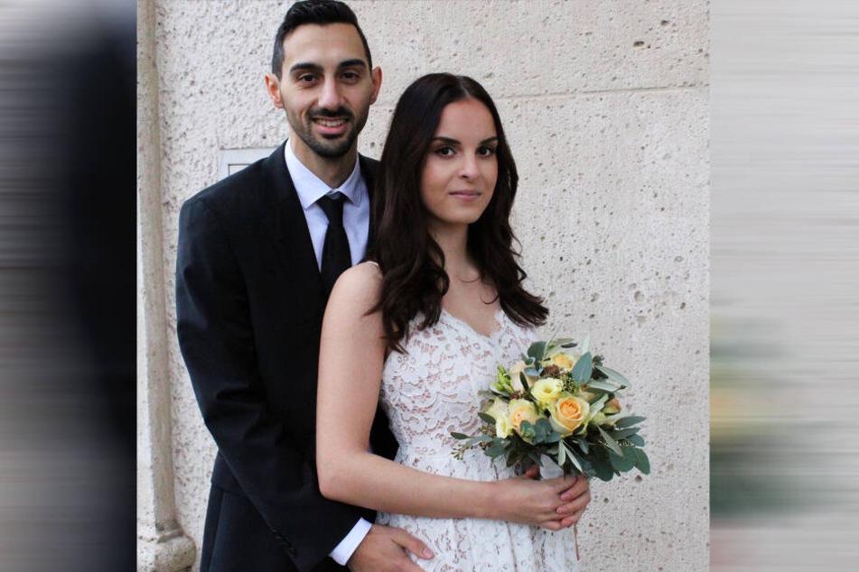Am 27. Dezember heiratete Rafael Garcia seine Freundin Cansu. Die beiden hatten sich vor sechseinhalb Jahren kennengelernt.