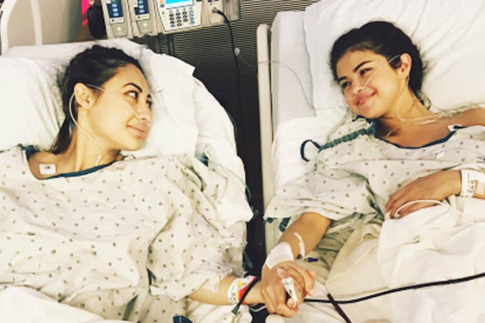 Große Sorge um Selena Gomez! Freundin spendete ihr eine Niere