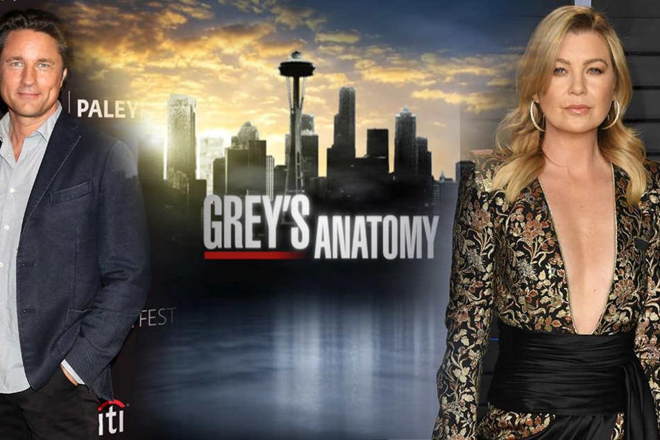 Neue Staffel von Grey\'s Anatomy: Aber zwei Stars sind bald nicht ...