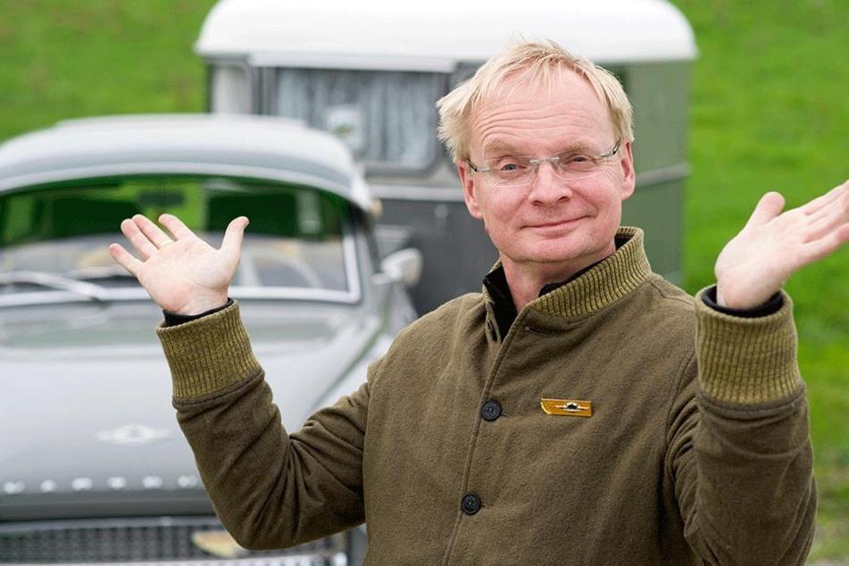 Uwe Steimle (55).