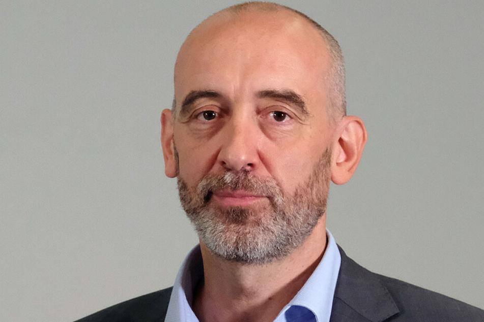 Zog gerade erst seine Kandidatur als SPD Vorsitzender zurück: Alexander Ahrens (53, SPD).