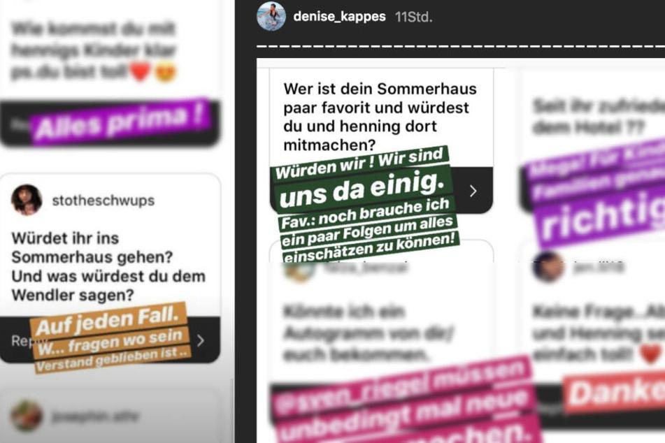 Auf Instagram wettert die Berlinerin außerdem gegen den Wendler.