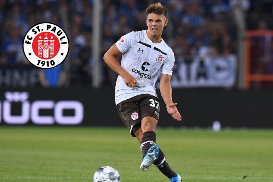 Das Lazarett des FC St. Pauli: Zehnter Spieler verletzt!