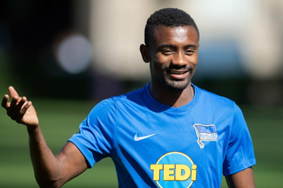 Salomon Kalou (34) verlässt Hertha BSC nach sechs Jahren.