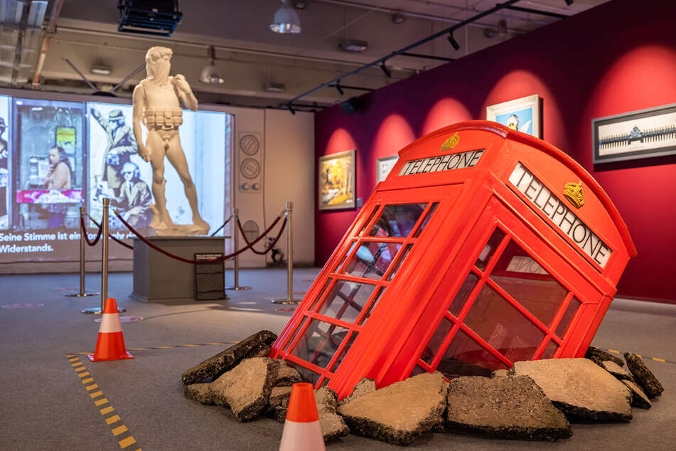 Darf Street-Art überhaupt in Galerien und Museen gezeigt werden?