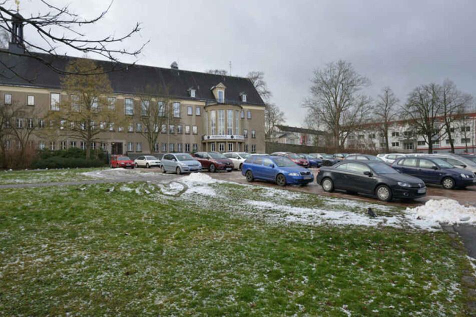 Auf dieser Freifläche an der Ecke Hartmann-, und Kassbergstraße wäre Platz für ein Parkhaus.