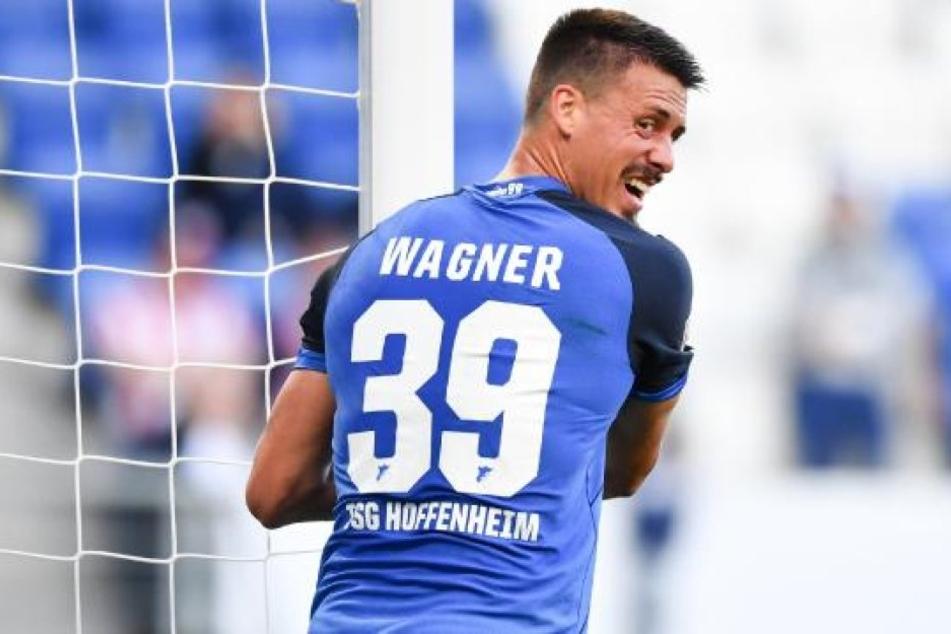 Sandro Wagner zog sich beim Spiel gegen Berlin eine schmerzhafte Verletzung am Finger zu. (Symbolbild)