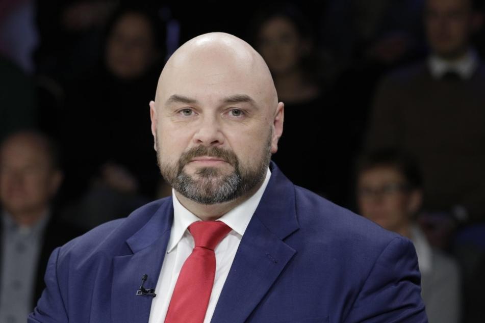 Andre Schulz, Vorsitzender Bund Deutscher Kriminalbeamter (BDK).