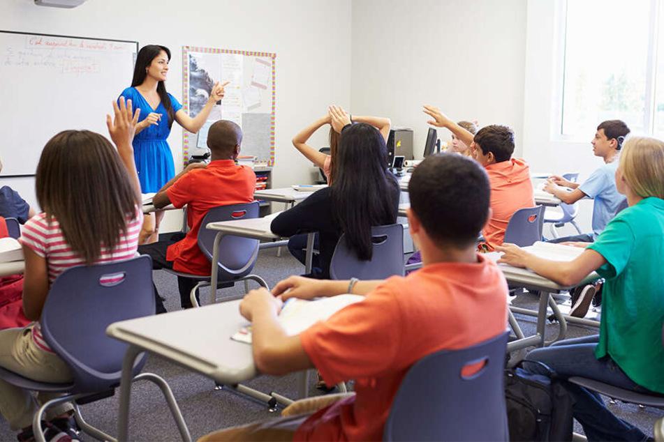 In einer türkischen Klasse rächte sich in Schüler auf brutale Weise. (Symbolbild)
