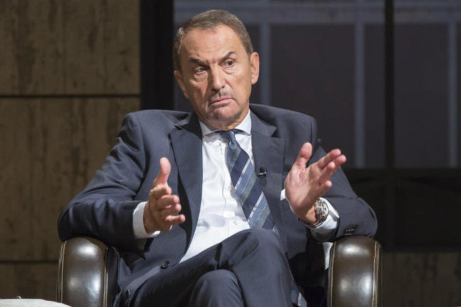 """Vural Öger: """"Höhle der Löwen""""-Star meldet Privatinsolvenz an"""