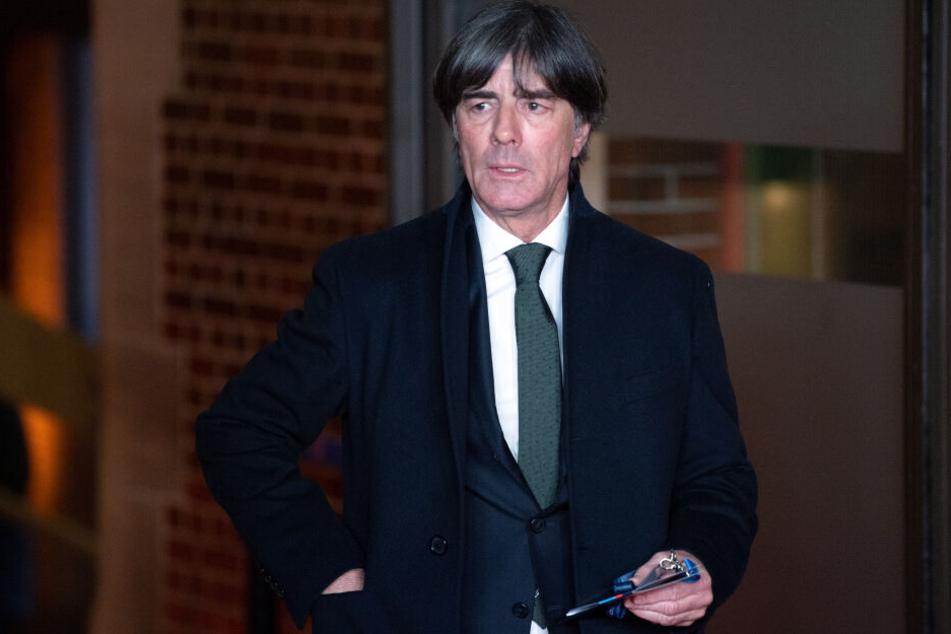 Bundestrainer Joachim Löw fand in Amsterdam mehr als deutliche Worte.