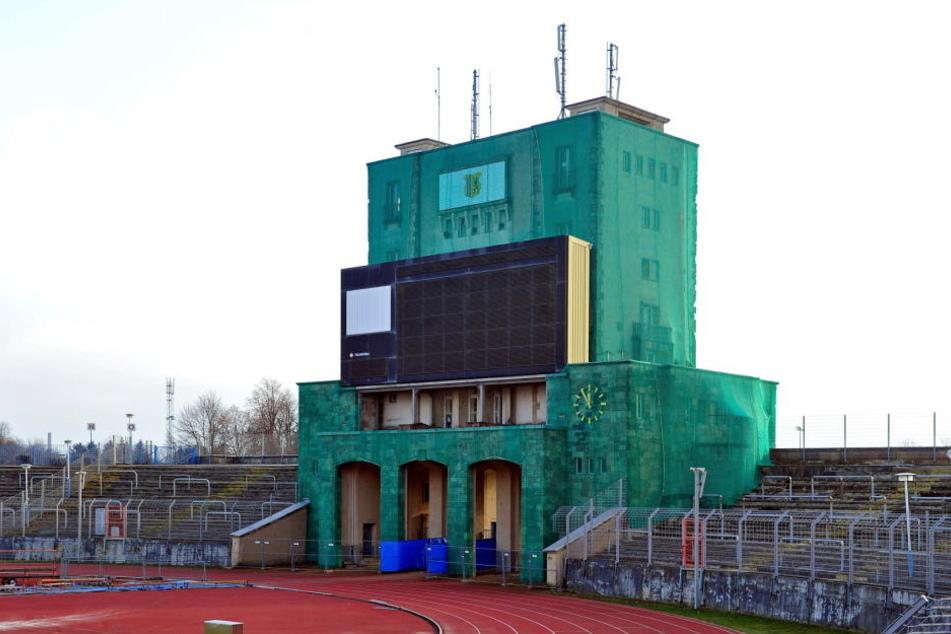 Ein Investitionsschwerpunkt ist unter anderem die Sanierung des Sportforums.
