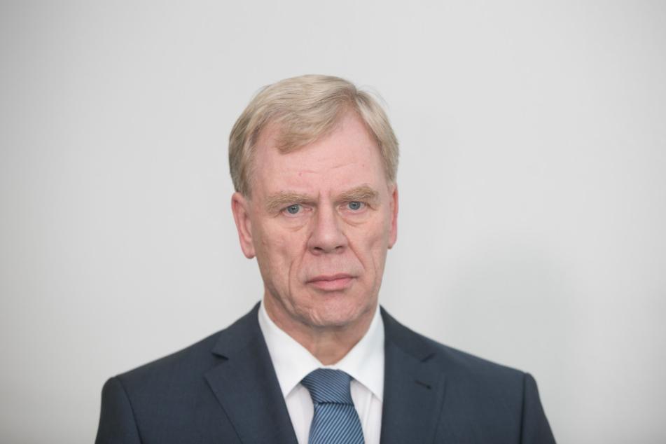 Finanzminister Georg Unland gab eine Liste mit den Wohnorten von Sachsens Großverdienern raus.