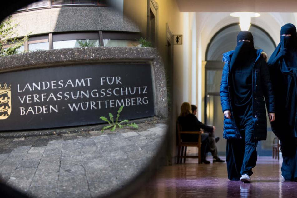 Verfassungsschutz: Über tausend Salafisten leben in Baden-Württemberg!