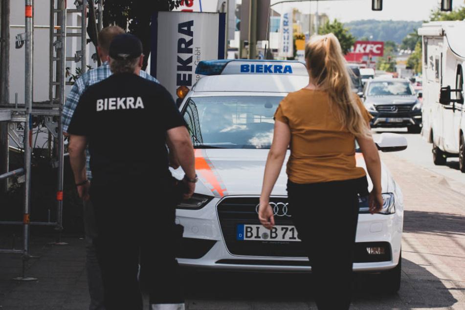 Durchsuchungsbefehl: Razzia bei Unternehmen in Bielefeld