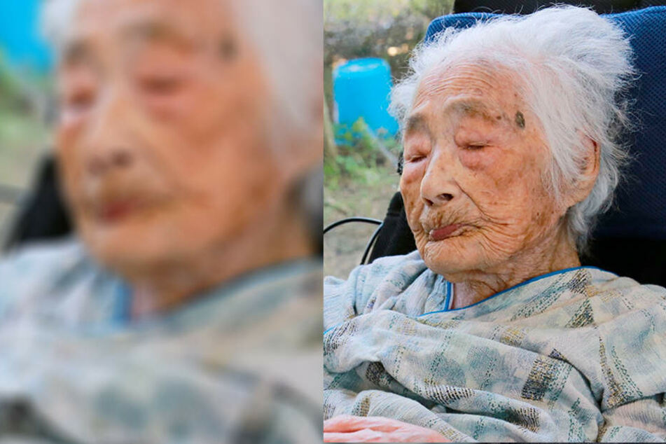 Nabi Tajima starb jetzt im Alter von 117 Jahren.
