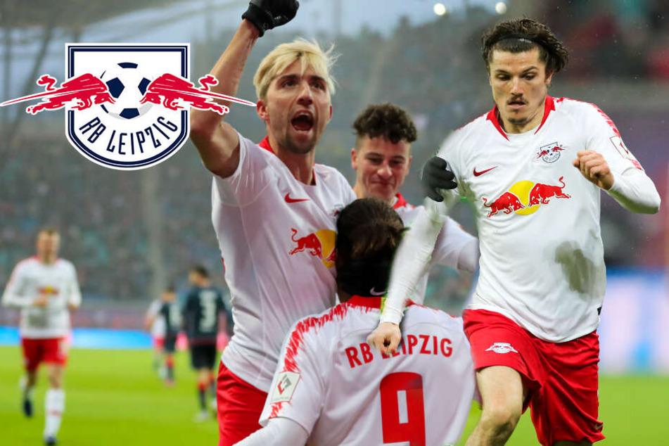 Hier könnt Ihr RB-Leipzig-Stars Kampl und Sabitzer hautnah treffen