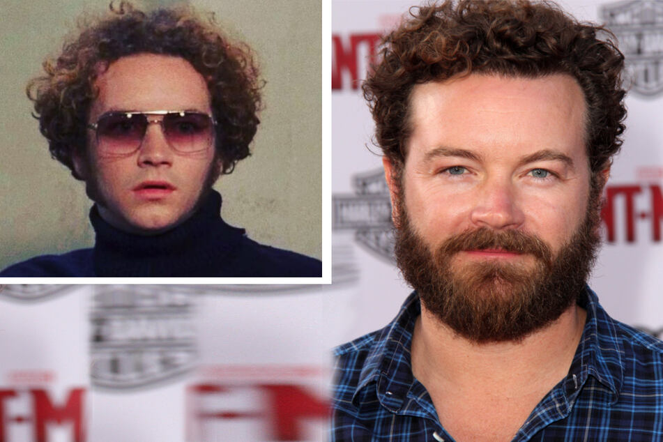 Danny Masterson played his TV persona Steven Hyde (l.) on That '70s Show from 1998 to 2006.