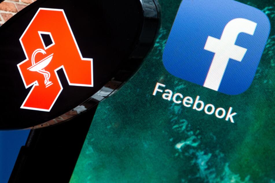 Ein Gericht hat verboten, dass eine Bonner Apotheke ihre Kunden für Facebook-Likes belohnt. (Fotomontage)