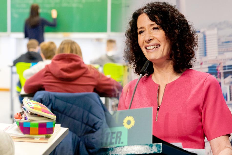 Grünen-Spitzenkandidatin will ein Stück Normalität für Schulkinder!