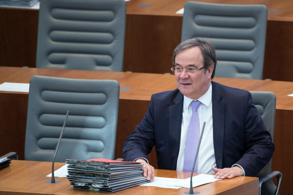 NRW-Ministerpräsident Armin Laschet (CDU).
