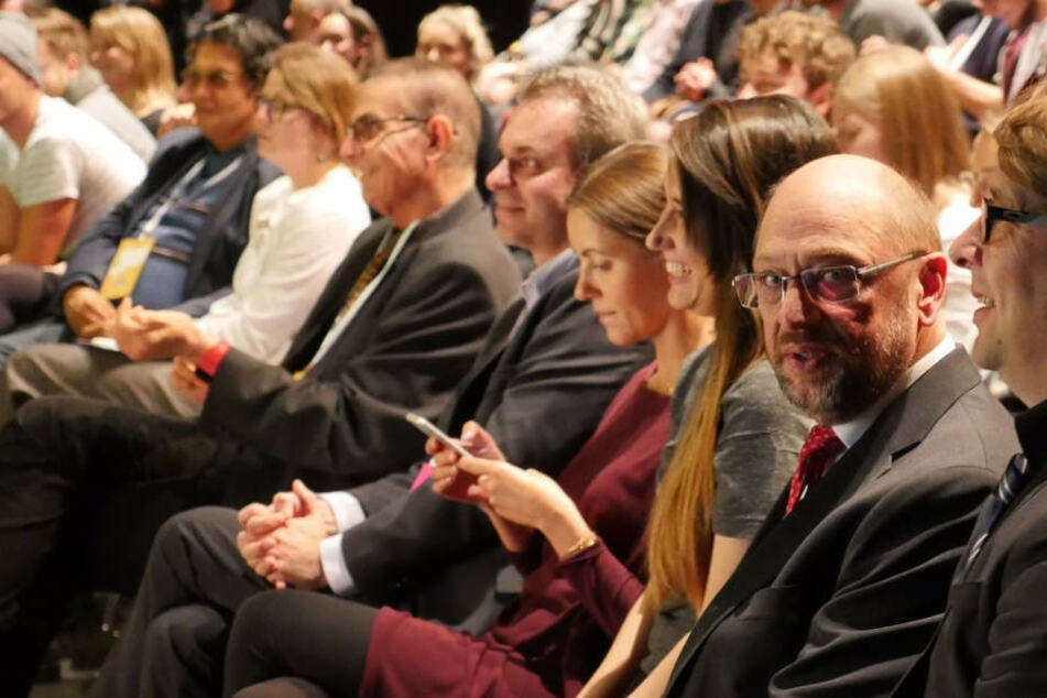 Über 400 Teilnehmer waren in am Sonntag Hellerau.